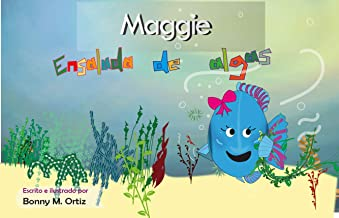 Maggie : Ensalada de algas (Spanish Edition)