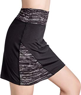 EAST HONG Women's Golf Skorts Workout Running Tennis Skorts