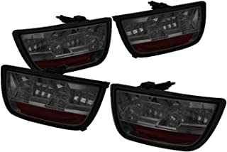 Spyder Auto ALT-YD-CCAM2010-LED-SM Smoke LED Tail Light