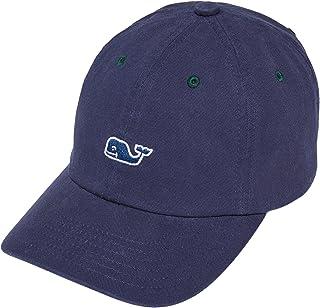 vineyard vines Boys Classic Logo Baseball Hat, Vineyard Navy, One Size