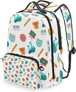 Mochila con bolsa cruzada desmontable, juego de baloncesto, mochila para ordenador de baloncesto, bolsa de libro para viajes, senderismo, acampada
