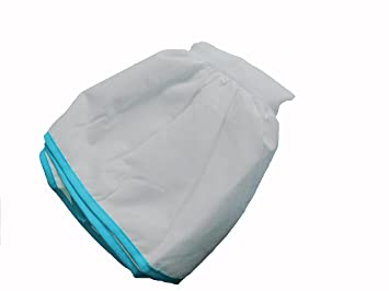 Aqua Baby Doll Bedding Unique Nuetral Crib Skirt//Dust Ruffle