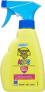 Banana Boat Kids Sunscreen Lotion Spray SPF50+, 240ml