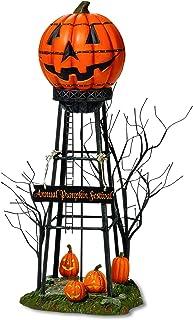 Department 56 – Torre de agua con motivo de Halloween