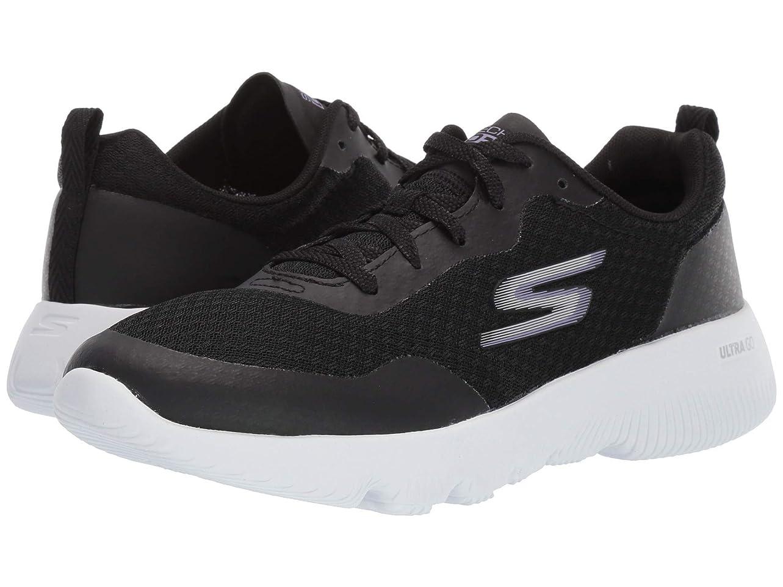 メンタル十億保有者レディーススニーカー?ウォーキングシューズ?靴 Go Run Focus Black/Purple 6.5 (23.5cm) B [並行輸入品]