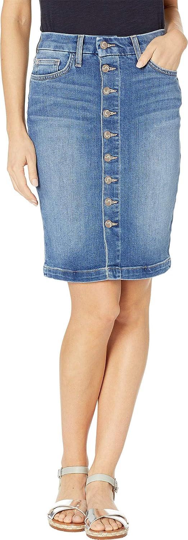 Joe's Jeans Women's High Rise Pencil Skirt in Kerrigan