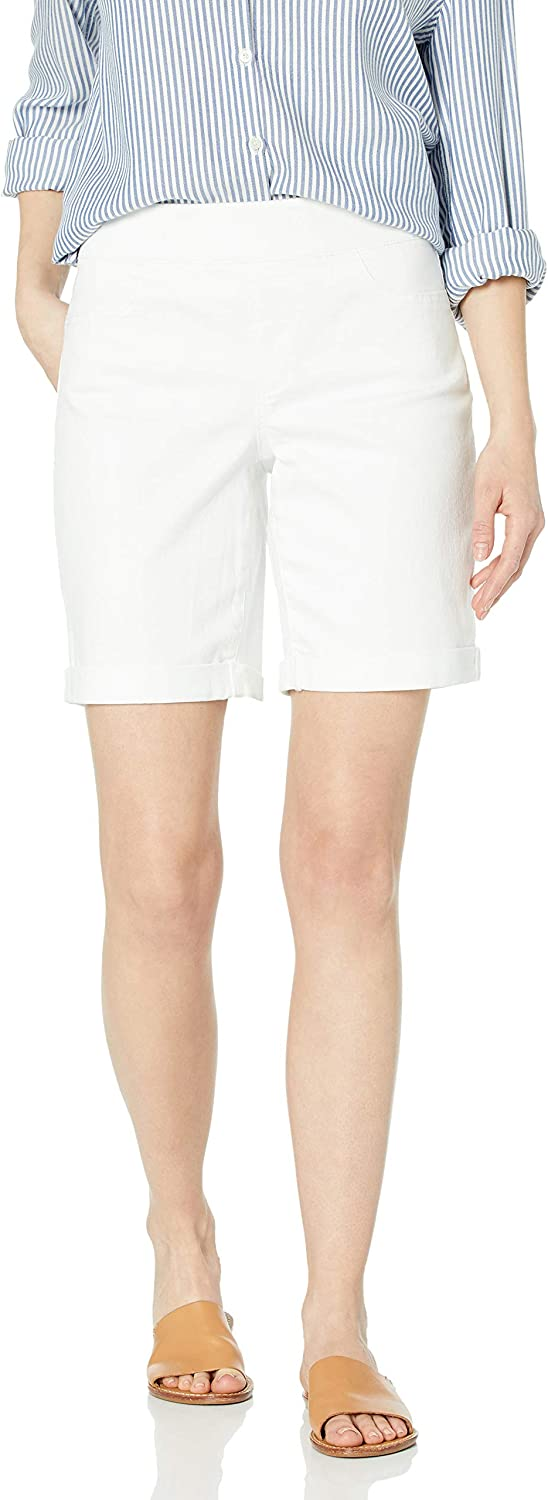 NYDJ womens Ranking Clearance SALE! Limited time! TOP8 Pull-on Shorts Cuff With Roll