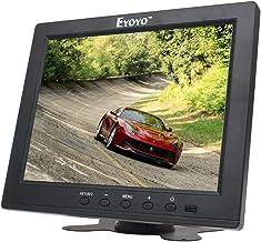 "Eyoyo S801H HD 8"" TFT LCD Monitor 1024768 VGA BNC Video Audio HDMI Input for PC/CCTV/Camera (US Stock)"