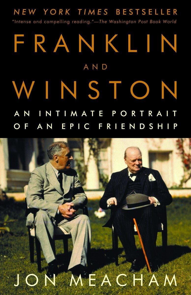 Image OfFranklin And Winston: An Intimate Portrait Of An Epic Friendship