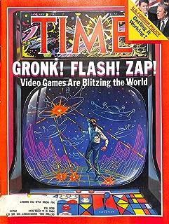 Time, January 18 1982