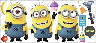 Stickers Repositionnables, Despicable Me 2 Minions