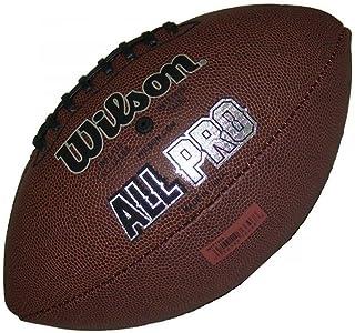 Wilson NFL All Pro Composite Football