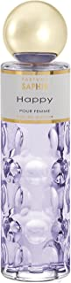 PARFUMS SAPHIR Happy - Eau de Parfum con vaporizador para Mujer - 200 ml