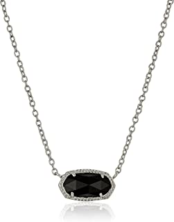 Signature Elisa Silver Plated Necklace