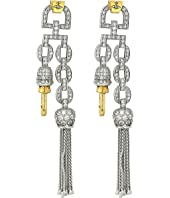 Vivienne Westwood - Electra Clasp Earrings