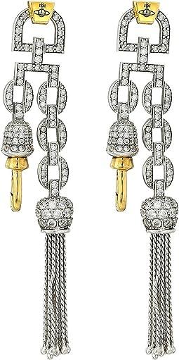 Electra Clasp Earrings