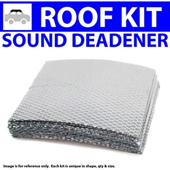for 55-58 Mopar ~ Headliner Roof Kit Zirgo 314218 Heat and Sound Deadener