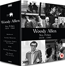 Woody Allen: Six Films - 1979-1985 Manhattan / Stardust Memories / A Midsummer Night's Sex Comedy / Zelig / Broadway Danny NON-USA FORMAT Reg.B United Kingdom