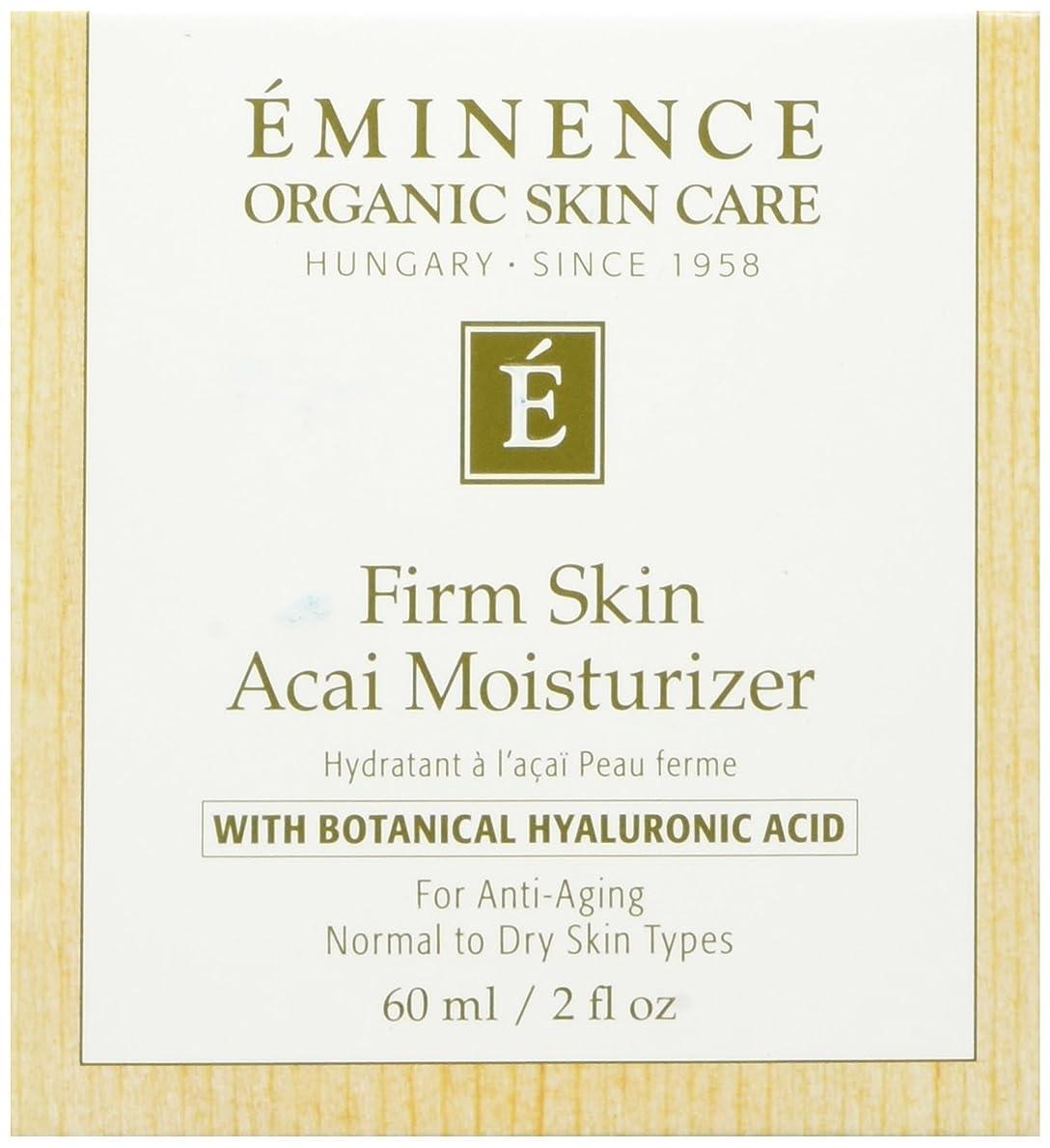 一過性作詞家ハンディエミネンス事務所スキンアサイモイスチャライザー2オンスフレッシュ | Eminence Firm Skin Acai Moisturizer 2 oz Fresh