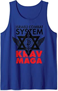 Israeli Combat System Krav Maga Tank Top