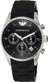 Emporio Armani Women's Quartz Watch, Chronograph Display and Ceramic Strap AR1401