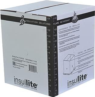 Insullite Recessed Solid Light Cover