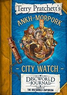The Ankh-Morpork City Watch Discworld Journal