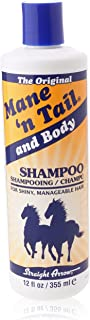 Mane 'n Tail and Body Shampoo for Shiny Manageable Hair 12 fl oz (355 ml)