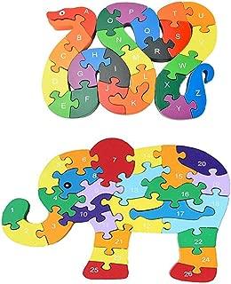 alphabet train jigsaw