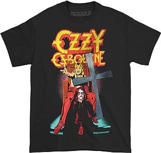 Ozzy Osbourne Men's Speak of The Devil T-Shirt Black