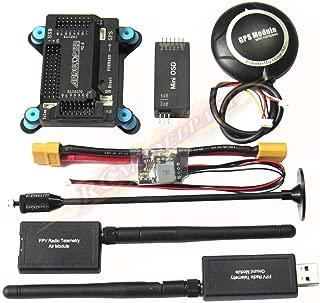 Hobbypower APM2.8 Flight Controller 7M GPS 3DR 915Mhz Telemetry Mini OSD Module Power Module for FPV Quadcopter Multirotor