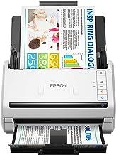 Epson Workforce DS-770 - Escáner (215,9 x 215,9 mm, 600 x 600 dpi, 30 bit, 24 bit, 8 bit, 8 bit)