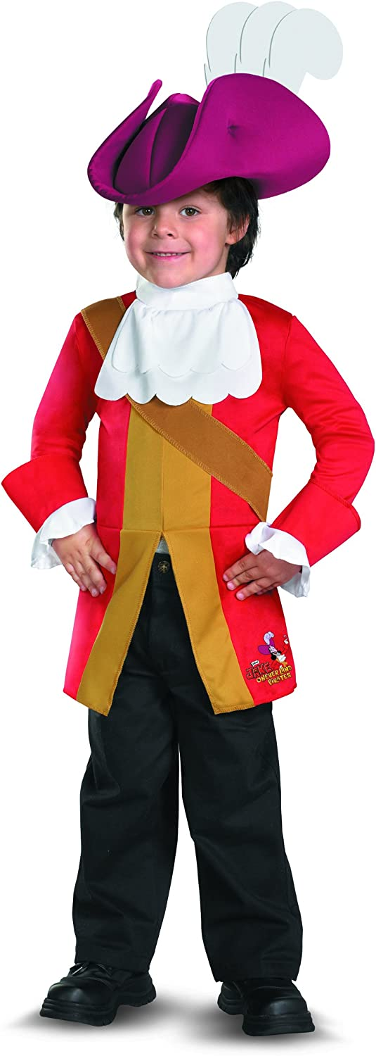 Captain Hook from Jake and the Neverland Pirates Costume