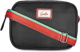 Genie Tresq Midnight 2 Ltrs Toaster Sling Bag For Girls/Women