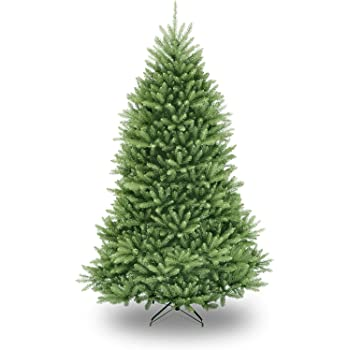 National Tree Company Artificial Christmas Tree   Includes Stand   Dunhill Fir - 7.5 ft