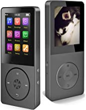 Mp3 Player, Hotechs Hi-Fi Sound, with FM Radio, Recording Function Build-in Speaker Expandable Up to 64GB with Noise Isola... photo