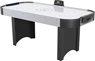 American Legend Blade 6' Hockey Table Features Electronic Scoring with LED Goal Lights