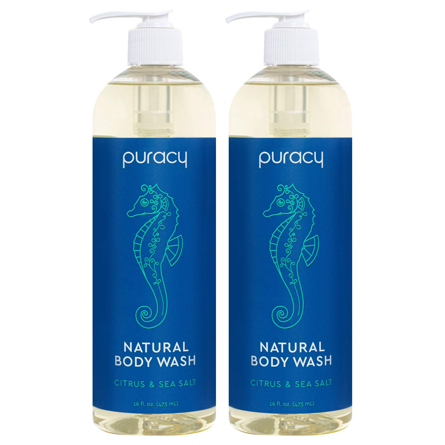 Puracy Natural Citrus Sulfate Free Shower