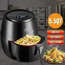 Best smart health oil-free lcd air fryer Reviews