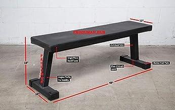 Produman Hub Flat Bench Workout Utility Bench 2X2 MODEL-785