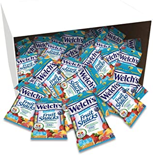 Welch's Fruit Snacks Mixed Fruit, USDA Smart Snack Compliant, 1.55 oz, 144 count