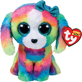 Claire's Ty Beanies Girl's Ty Beanie Boo Small Lola The Dog Plush Toy