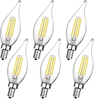 dimmable led candelabra bulbs 100w equivalent