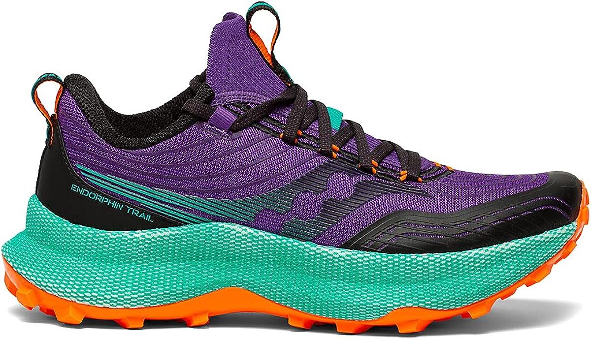 Saucony Women's Endorphin Trail Health Care Professional Shoe