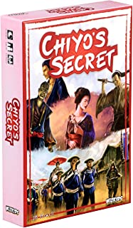 Wizkids Chiyos Secret (Jan 2019) Board Games