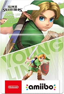 amiibo Young Link- Super Smash Bros. Collection