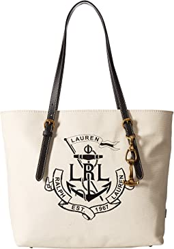 LAUREN Ralph Lauren Seabrook Tote Medium