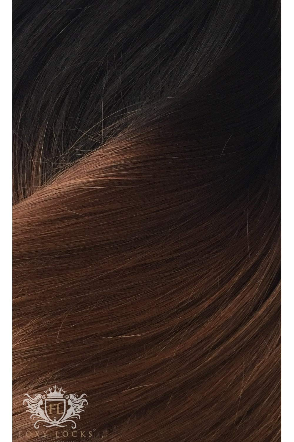 ESPRESSO OMBRE - Rare WRAP PONYTAIL CLIP IN 16 HAIR 12 Outlet sale feature 2 EXTENSIONS