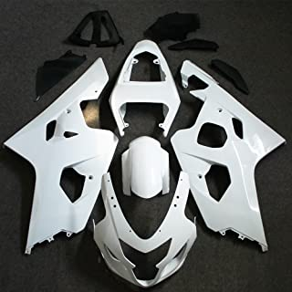 ZXMOTO Unpainted Fairing Kit for Suzuki GSXR 600 GSXR 750 K4 2004-2005