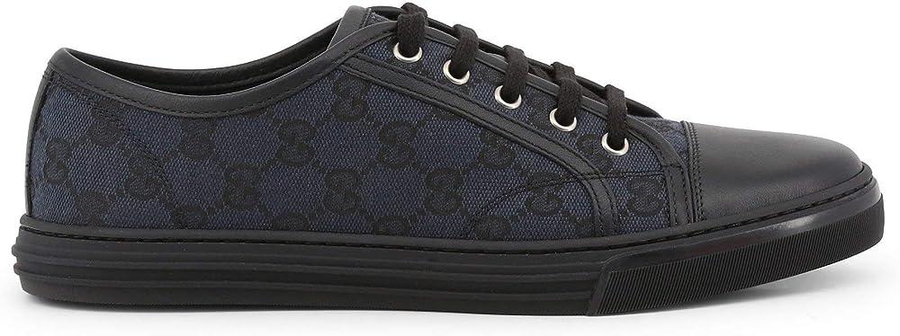 Gucci  sneakers donna blu scarpe basse PGU146770S